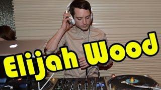 Hollywood Actor Cum DJ Elijah Wood
