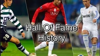 Cristiano Ronaldo - Hall Of Fame | HD