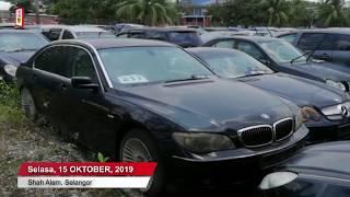 JPJ Selangor lelong 246 kereta mewah klon