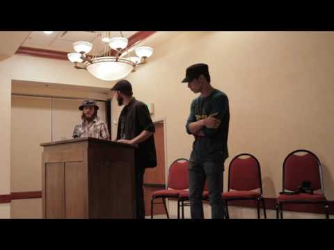 Spirit Trackers Presentation at the 5th annual Spirits of the Rockies convention 2016