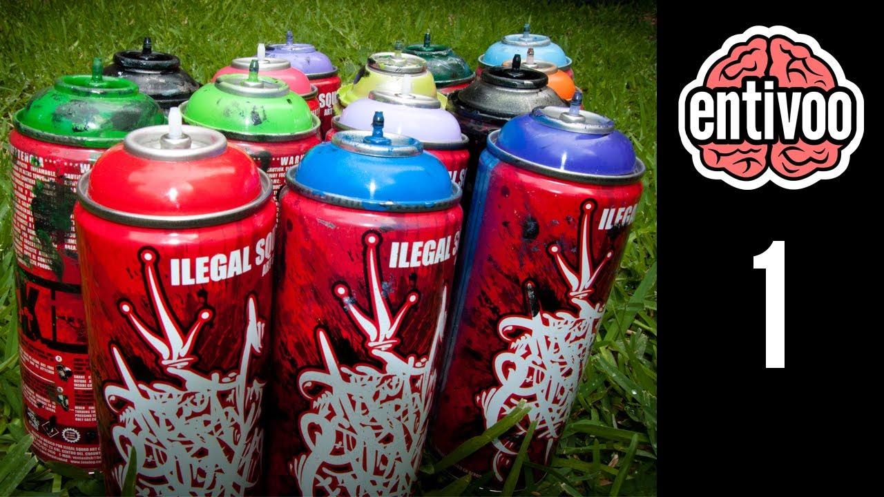 Introduccion al curso aprende a hacer Graffiti paso a paso  YouTube