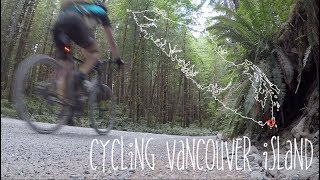 Cycling Vancouver Island, British Columbia - 330km South Island Gravel Grind