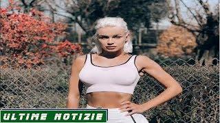 Mercedesz Henger allenamento bollente: la figlia di Eva da bollino rosso [VIDEO]