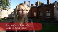 Energiansäästöviikko: Tuusulan kunta tehostaa hankintojen energiatehokkuutta
