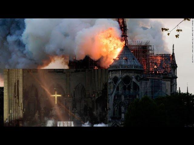 Phóng sự đặc biệt - Cháy Nhà Thờ Đức Bà Paris và những hiện tượng lạ lùng