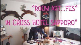 【ROOM ART】「Room Art…Fes」in CRO…