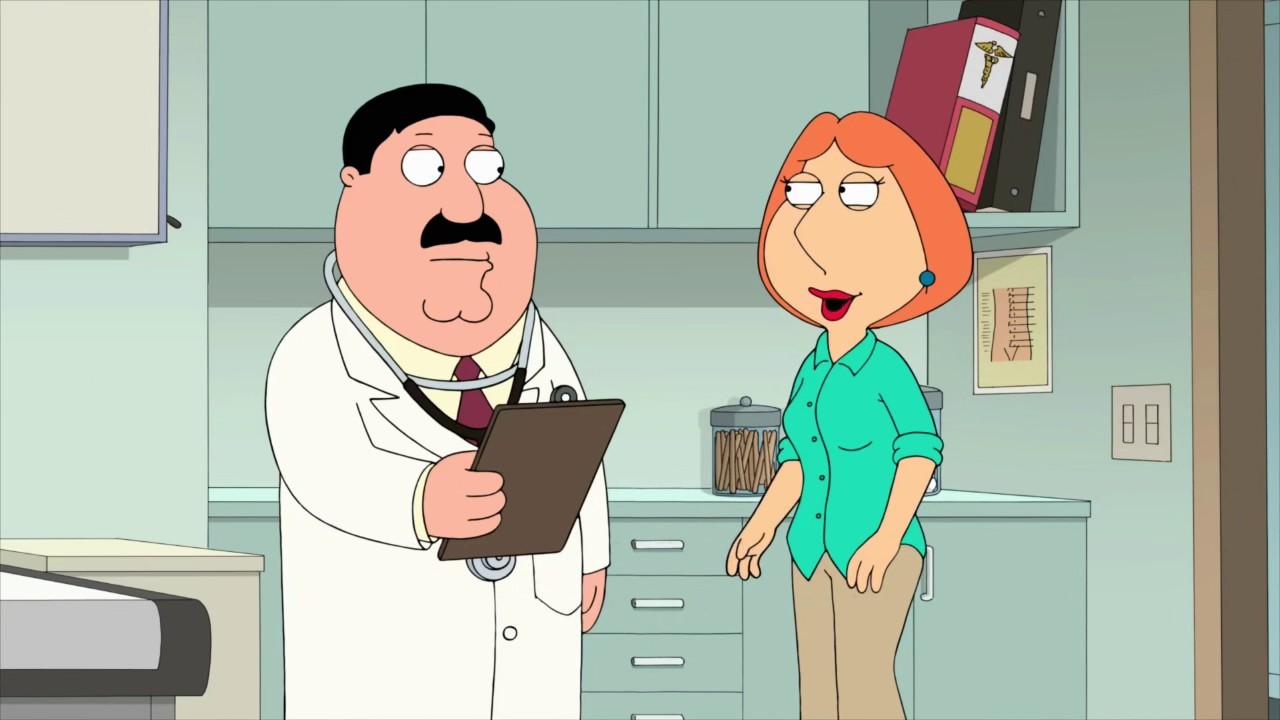 Family Guy Asian Doctor - Asian - Video Xxx-4211