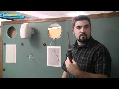 how-to-install-a-in-ceiling-or-in-wall-speaker