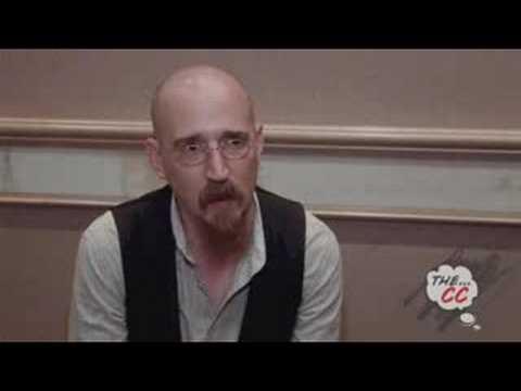 Brian Azzarello: Batman: Gotham Knight Interview