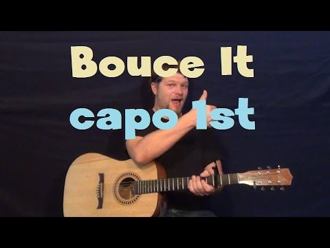 how to play guitar without a capo