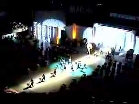 JSDF MARCHING FESTIVAL 2006 (7) -JSDF Wadaiko Bands 1/2-