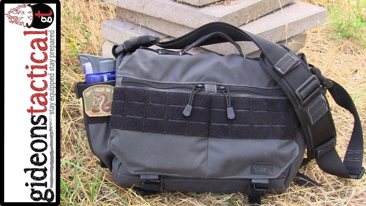 5 11 Tactical Rush Mike Messenger Bag