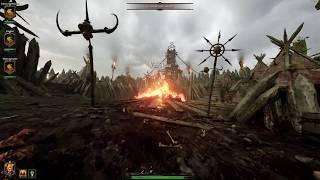 Warhammer  Vermintide 2 The War Camp Speed run Glitch % 5:22