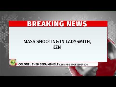 Ladysmith mass shooting leaves 10 dead