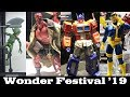 Wonder Festival '19: X-Men, Transformers, figma, Iron Man, Love Toys, MAFEX, Revoltech and more!