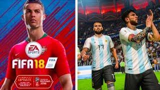 ОФИЦИАЛЬНО! ВСЁ О РЕЖИМЕ ЧЕМПИОНАТА МИРА В FIFA 18