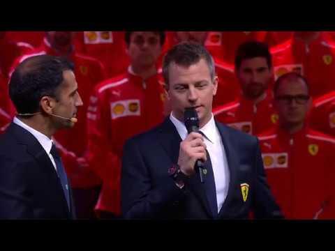 F1 2018 - Ferrari SF71H launch - Full event