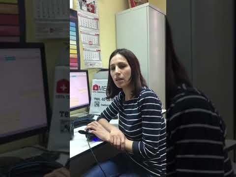 Валя - сотрудник колл-центра стоматологии Медичи. 18+