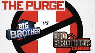 """The Purge"" : Big Brother USA vs Big Brother Canada - Movie Trailer Parody :  @TheRealTomb6"