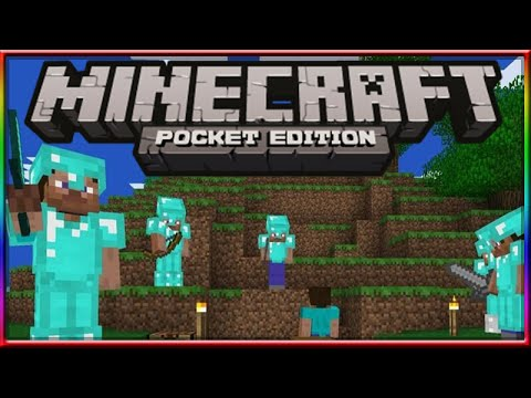 MINECRAFT POCKET EDITION GUIDE!