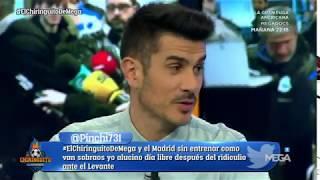 Álvaro Benito sobre Seedorf: