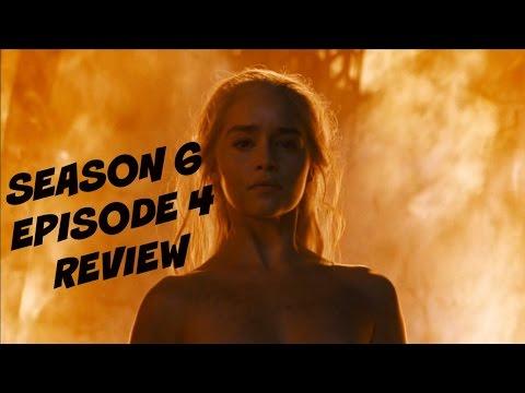 Игра Престолов - 6 сезон 4 серия: Обзор + разбор промо 5 серии