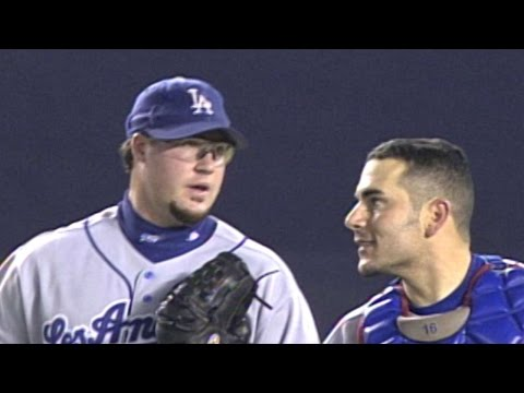 LAD@SD: Gagne secures 55th save of season