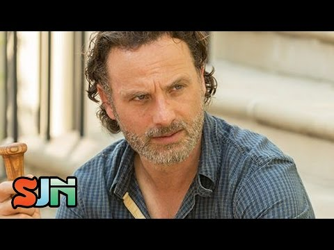Is Walking Dead Ruining Rick Grimes? - SPOILERS