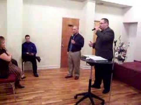 Psalmist Ricky Rodriguez @ Campaña Tiempo de Cosecha