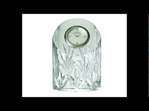 Waterford Crystal Clock and Clock Insert Replacement