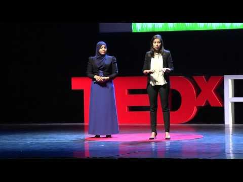 How long shall we wait  for green industry in Algeria | NASMA BOUCHELKIA & SALIHA MOULFI | TEDxRoma
