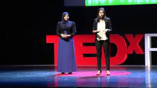 How long shall we wait  for green industry in Algeria | NASMA BOUCHELKIA & SALIHA MOULFI | TEDxRoma