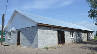 Подсобные помещения фермы. КФХ Дмитрия Барбашина