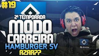 FIFA 16 MODO CARREIRA| HAMBURGER SV| EP19| É MUITO AZAR!