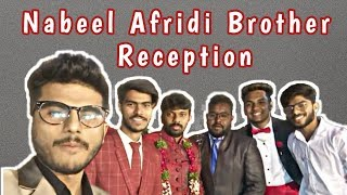 Nabeel Afridi's Brother Reception VLOG  Warangal Diaries & The Bhongir Vines