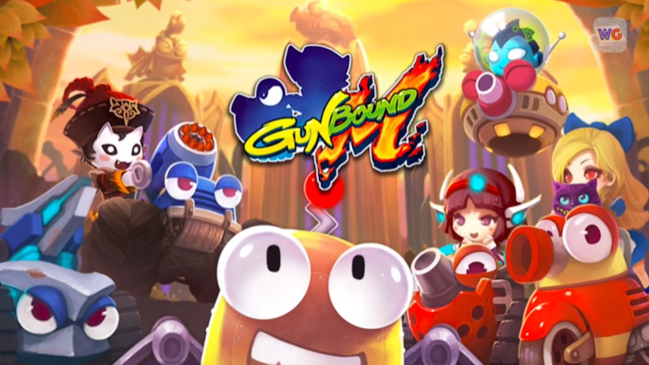 GunBound Mobile Gameplay - YouTube