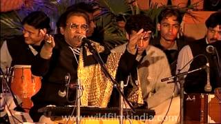 Sabri Brothers performing Qawwali in India