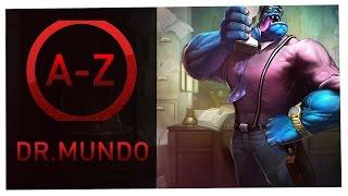 Dr. Mundo TOP : Champions von A bis Z [Season 5]