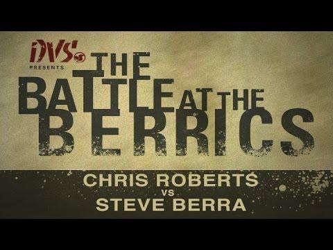 Steve Berra Vs Chris Roberts: BATB1  Round 1