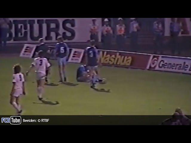 1988-1989 - Jupiler Pro League - 02. Beerschot AC - Club Brugge 0-0
