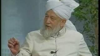 Rencontre Avec Les Francophones 8 août 1997 Question Réponse Islam Ahmadiyya
