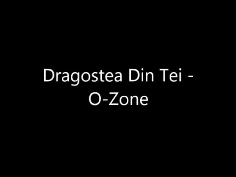 Dragostea Din Tei - Karaoke