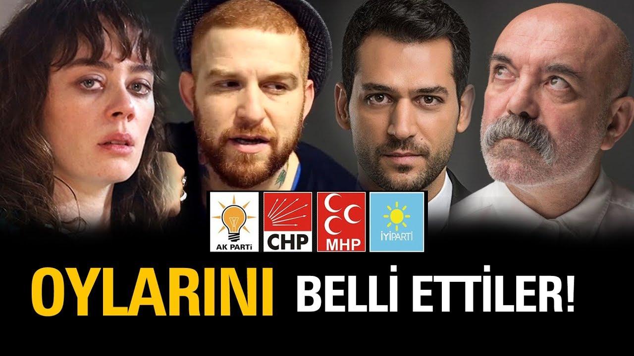 Kuruluş Osman Oyuncuları Hangi Siyasi Partili