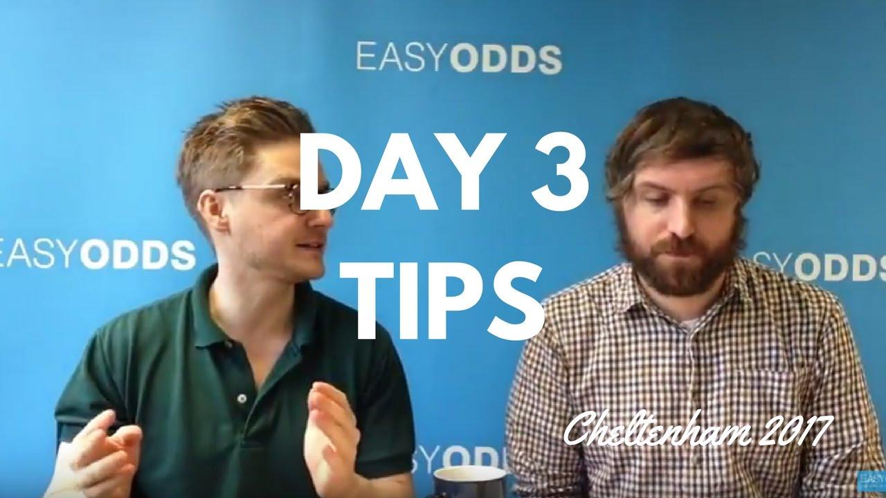 Cheltenham Tips Day 3