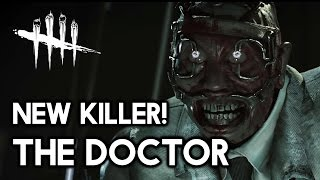 Скачать NEW KILLER The Doctor Dead By Daylight Commentary Gameplay