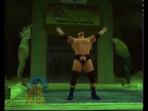 WWE 2K16 PS3 Entrances
