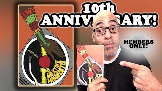 The 10th Anniversary of I Mix What I Like! A Mixtape Manifesto