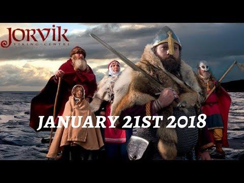 Jorvik viking centre january 21st 2018
