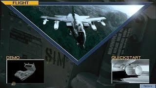 TORNADO: Operation Desert Storm (PC/DOS) 1993-94, Spectrum Holobyte, Digital Integration