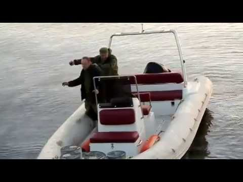 Russian Fishing And Grenade Fail